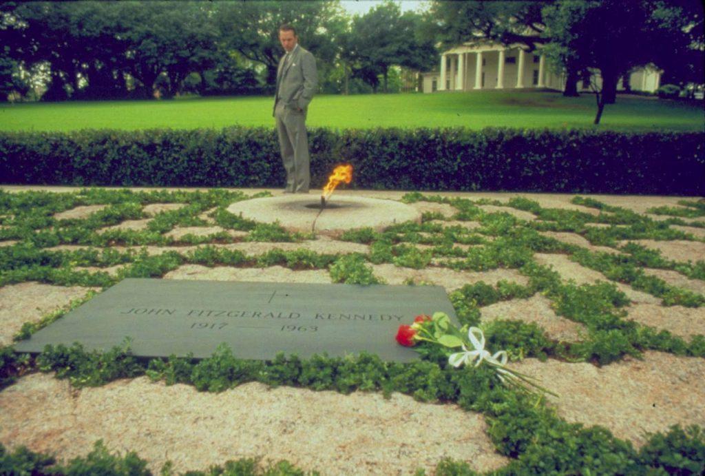 Oliver Stone JFK 1991 Kevin Costner