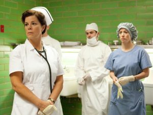 Parkland hospital 2013 JFK assassination Marcia Gay Harden drama