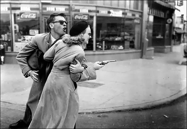 Gun Crazy 1950 classic film noir movie