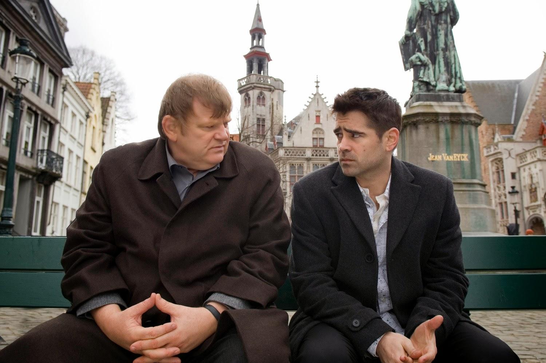 In Bruges 2008 Colin Farrell Brendan Gleeson