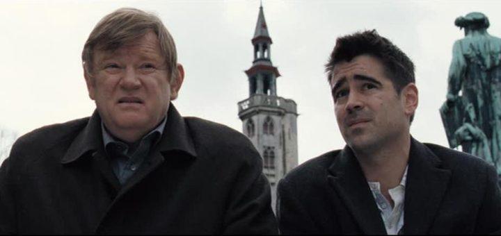In Bruges Colin Farrell Brendan Gleeson 2008