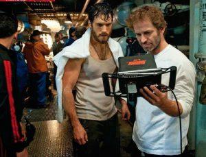 Man of Steel Henry Cavill Zack Snyder
