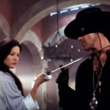 Mask of Zorro 1998 Antonio Banderas Catherine Zeta Jones