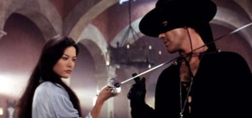 Mask of Zorro Antonio Banderas Catherine Zeta Jones
