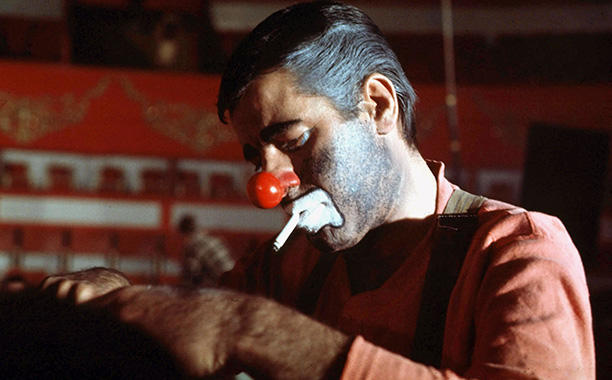 Day Clown Cried Jerry Lewis