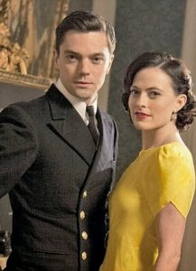 Fleming Man Who Would Be Bond Dominic Cooper Lara Pulver