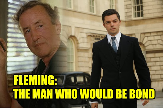 New Mini-Series About Ian Fleming – The Man Who Would Be Bond