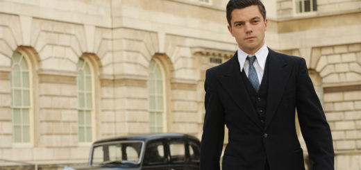 Ian Fleming Man Who Would Be Bond mini series