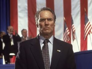 In The Line of Fire Clint Eastwood Secret Service