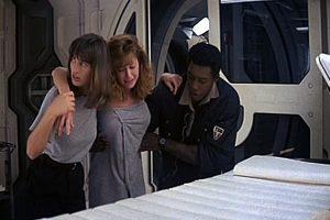 Leviathan Amanda Pays Lisa Eilbacher Ernie Hudson
