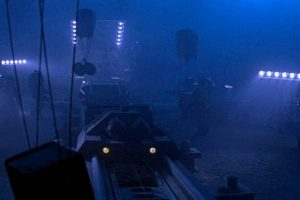 Leviathan 1989 underwater horror movie