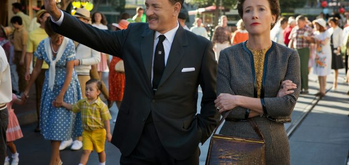 Saving Mr. Banks Tom Hanks Emma Thompson