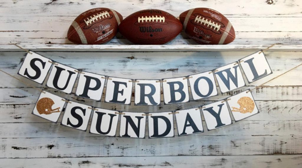 Superbowl Sunday tradition football most popular tv