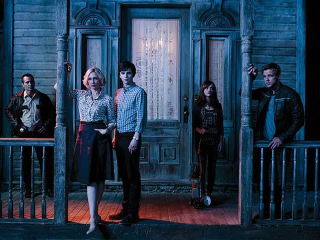 Bates Motel Season 2 Two tv show cast