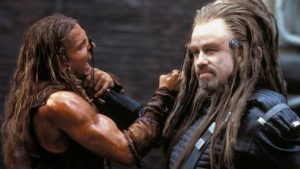 Battlefield Earth John Travolta Barry Pepper