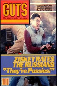 Harold Ramis Stripes magazine cover movie