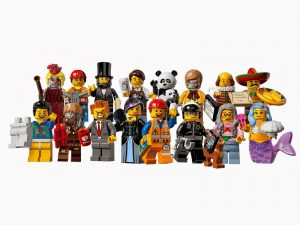 Lego Movie New Minifigures