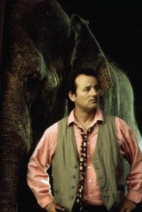 Bill Murray elephant Larger Than Life 1996 comedy