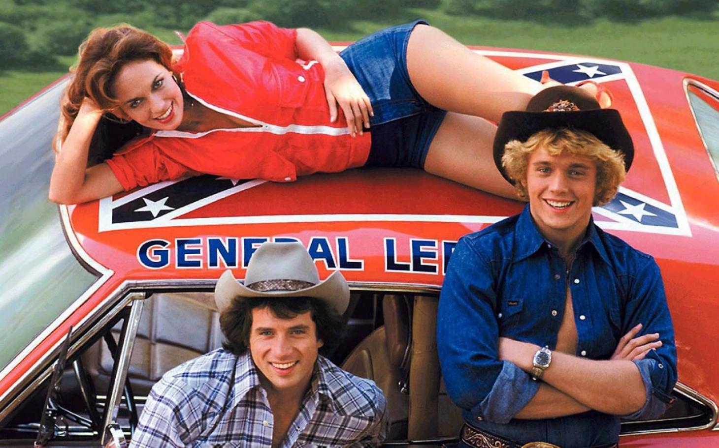 General Lee Dukes Hazzard great best cars movie tv