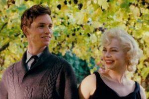 Eddie Redmayne Michelle Williams My Week With Marilyn Monroe