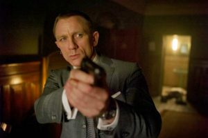 Skyfall Daniel Craig Bond 24 James Bond