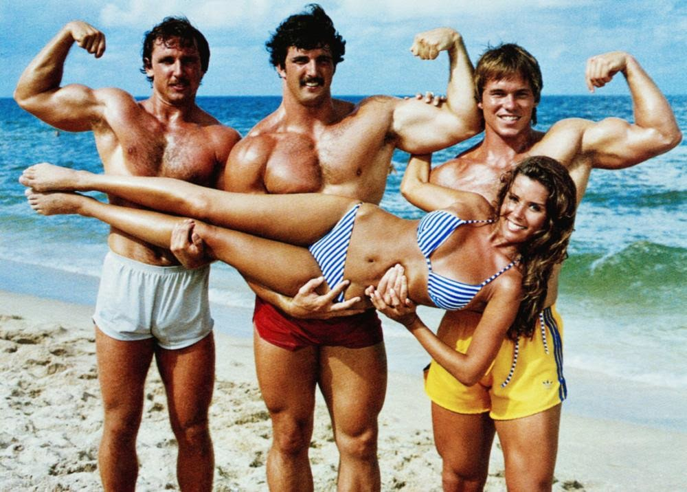 Spring Break 1983 movie Corinne Alphen Wahl bikini babe beach