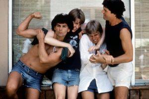 Spring Break 1983 movie cast