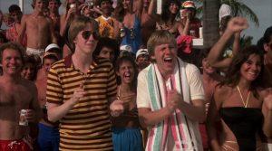 Spring Break 1983 movie comedy
