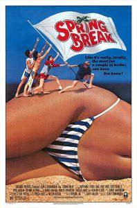 Spring Break 1983 movie poster
