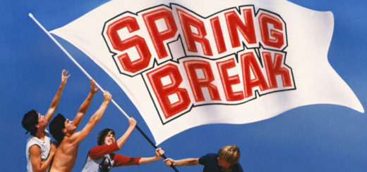 Spring Break 1983 movie poster logo