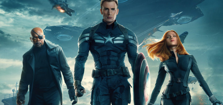 Captain America Winter Soldier box office