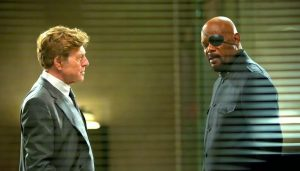 Captain America Winter Soldier Samuel Jackson Nick Fury Robert Redford