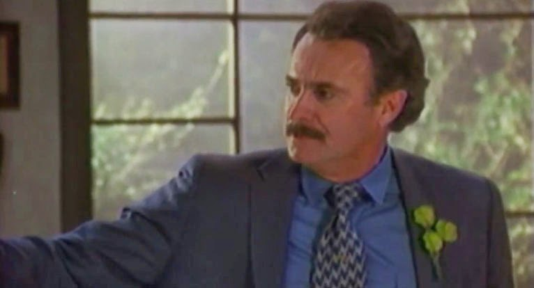 Dabney Coleman in Pray TV 1980 comedy