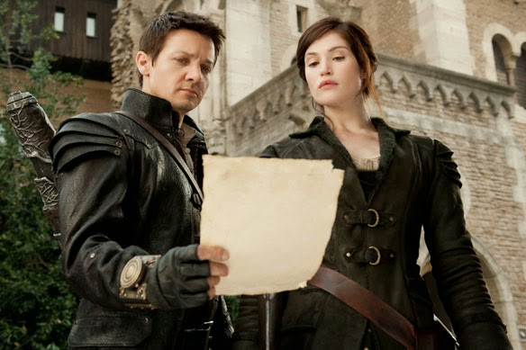 Hansel and Gretal Witch Hunters Renner Arterton
