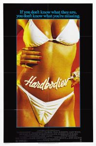 Hardbodies movie poster 1984