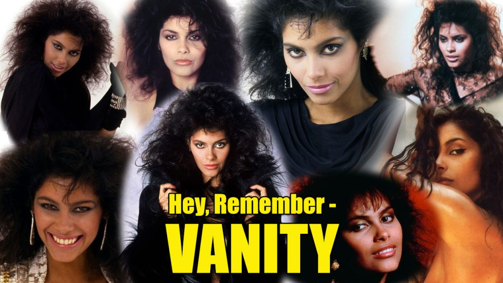 Remember Vanity Prince Singer Model Actress Denise Matthews