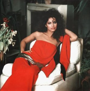 Sexy hot singer actress Vanity Denise Matthews
