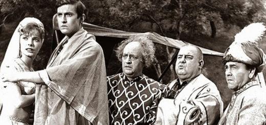 Three Stooges Go Around World in Daze