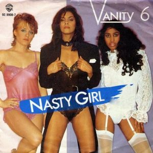 Vanity 6 album Prince Nasty Girl