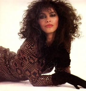 Vanity Denise Matthews singer actress model 1980s