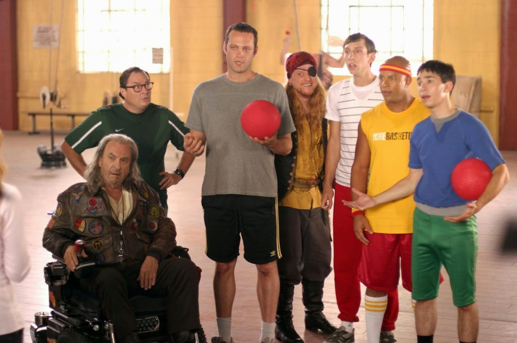Dodgeball A True Underdog Story 2004 comedy movie funny