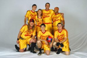 Dodgeball movie 2004 cast