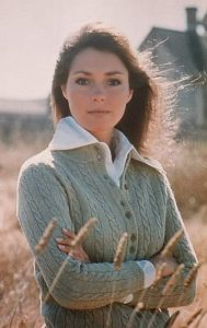 Jennifer O'Neil Summer of 42 beautiful model actress