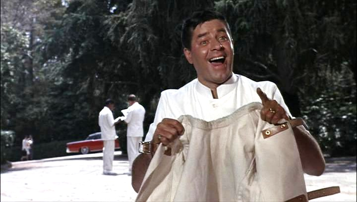 Jerry Lewis Disorderly Orderly