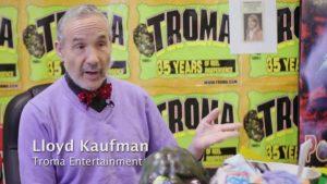 Rewind This Lloyd Kaufman Troma