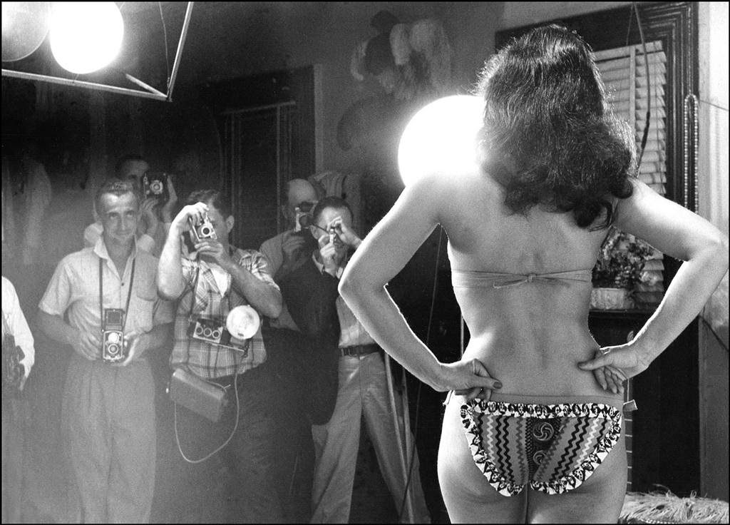 Bettie Page Reveals All documentary 2012 pinup camera club 1950s
