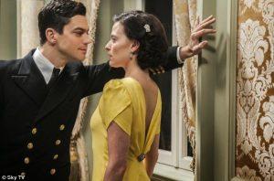 Dominic Cooper Lara Pulver Ian Fleming Bond