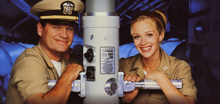 Down Periscope Kelsey Grammar Lauren Holly