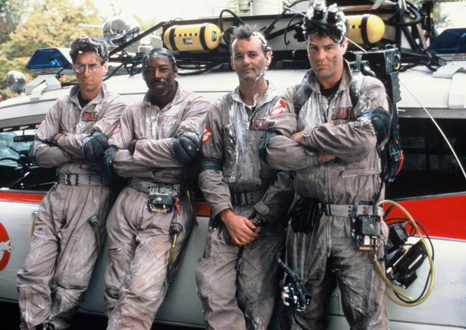 Ghostbusters Bill Murray Dan Aykroyd Harold Ramis Ernie Hudson 30 years anniversary
