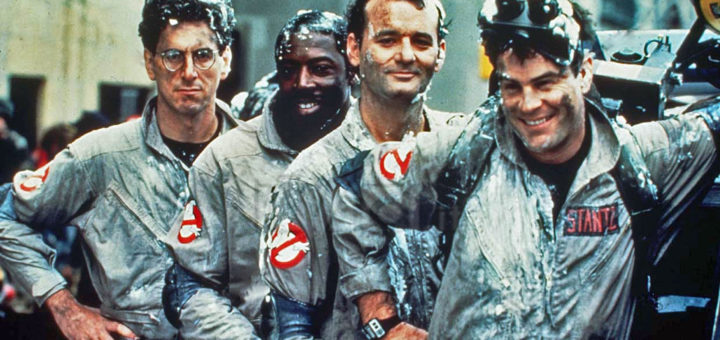 Ghostbusters 1984 comedy cast